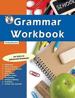 Grammar Workbook: Grammar Grades 7-8