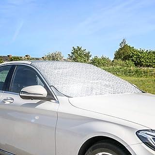 Pare-brise de voiture | Feuille de protection contre la chaleur et les rayons UV de..