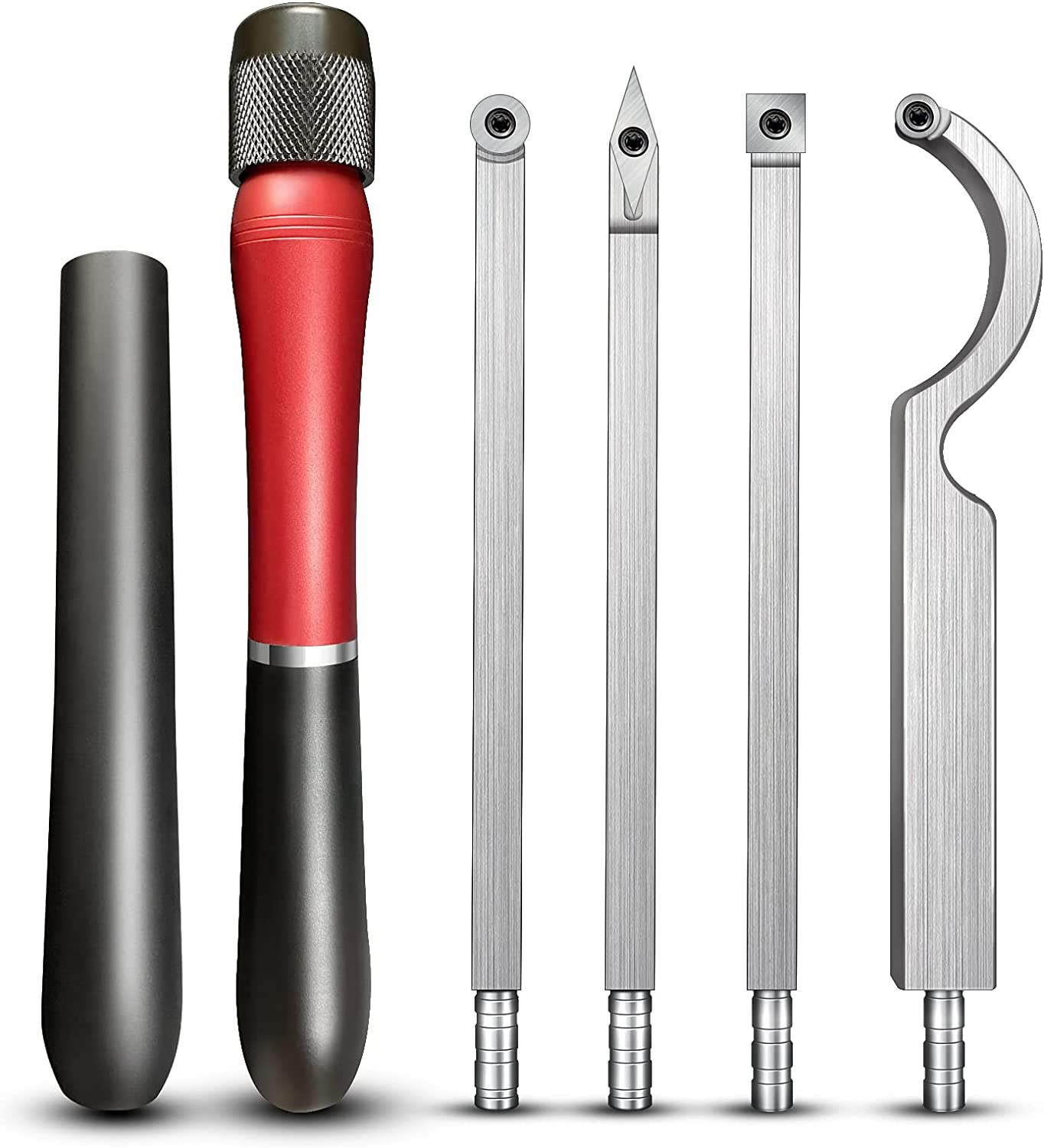 Aogbra Quick Change Carbide Tipped Bargain Tools Lates Turning Wood Max 46% OFF Set