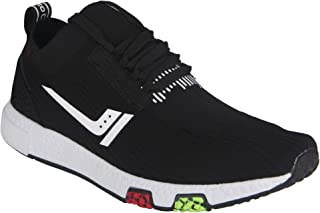 calcetto ROSTERC Series Blackwhite Sport Shoes for Men