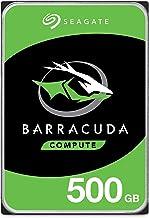 SEAGATE 3.5インチ内蔵ハードディスク ドライブ(500GB) BarraCuda ST500DM009