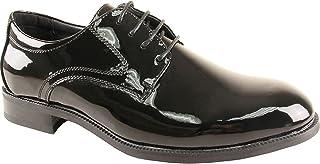 bc29343bc03 VANGELO Men s Tuxedo Shoe TAB Dress Shoe Oxford Wrinke Free - Wide Width  Available