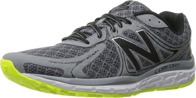 New Balance Men's 720v3 Comfort Ride Running shoes Black-Grey