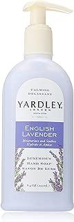 Yardley London English Lavender Hand Soap, 8.4 oz (Pack of 3)