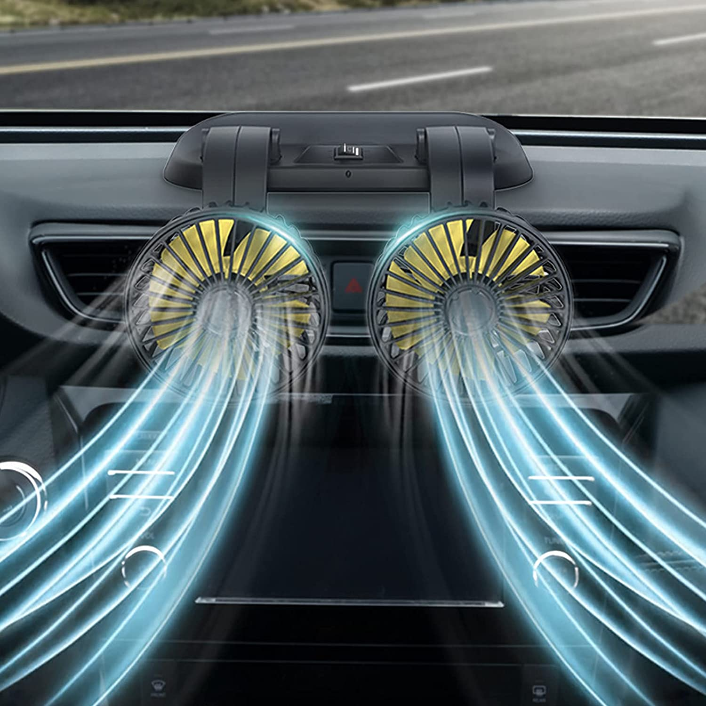 KUMADAI New life Cooling Fan for Car Mini USB Powered Sales Ca