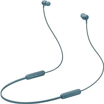 ヤマハ ワイヤレスイヤホン EP-E30A(A) : リスニングケア /Bluetooth /最大14時間再生 /専用アプリ対応 /AAC対応 /マイク搭載 スモーキーブルー