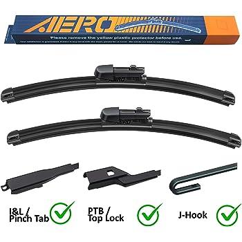 Amazon Com Refresh Wiper Blades For Chevrolet Silverado 1500 2500hd 3500hd Gmc Sierra 1500 2500hd 3500hd 22 22 Pack Of 2 Automotive