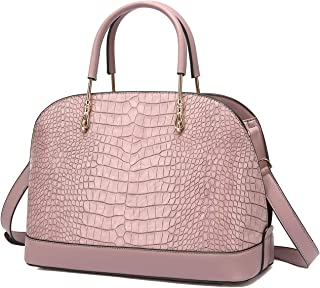 LJOSEIND Women's Handbags Domed Top Handle Bags Shoulder Bags Fashion Satchel Purses Designer Crossbody Bags