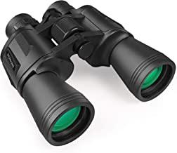 20x50 High Power Military Binoculars, Compact HD Professional/Daily Waterproof Binoculars Telescope for Adults Bird Watchi...