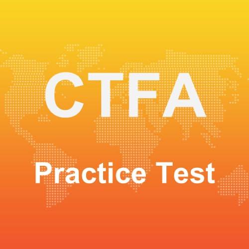 CTFA Practide Test 2017