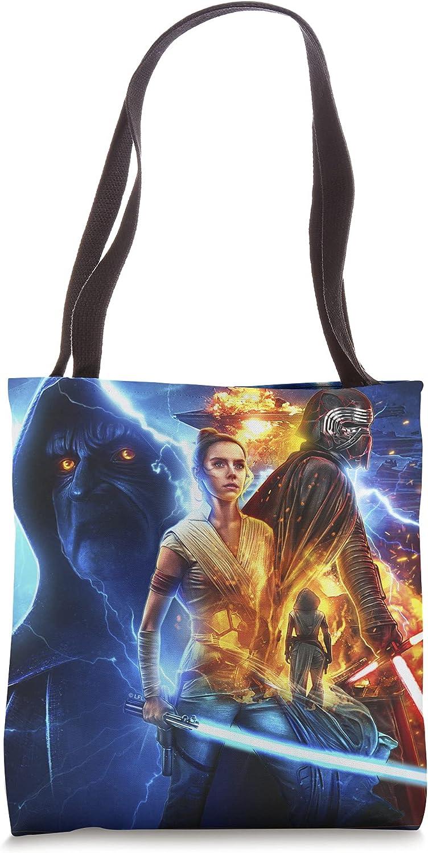 Star Wars: The Rise Of Skywalker Exclusive Illustration Tote Bag