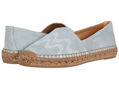 Aquatalia Isela (Sky Dress Suede) Women