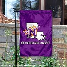 Northwestern State University Garden Flag and Yard Banner