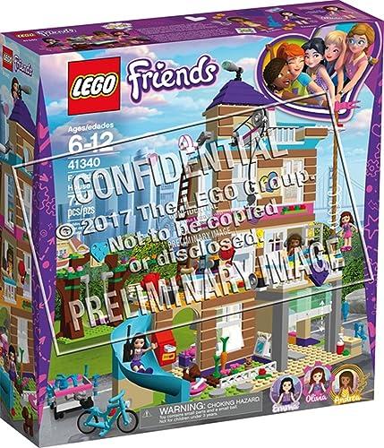 LEGO riends Freundschaftshaus