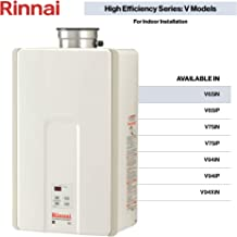 Best natural gas tankless hot water heater Reviews
