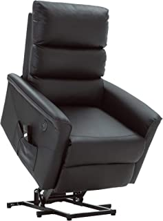 leather lift recliners