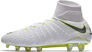 newest 6993d 12098 Nike Hypervenom Phantom III Elite DF FG, Chaussures de Football Homme