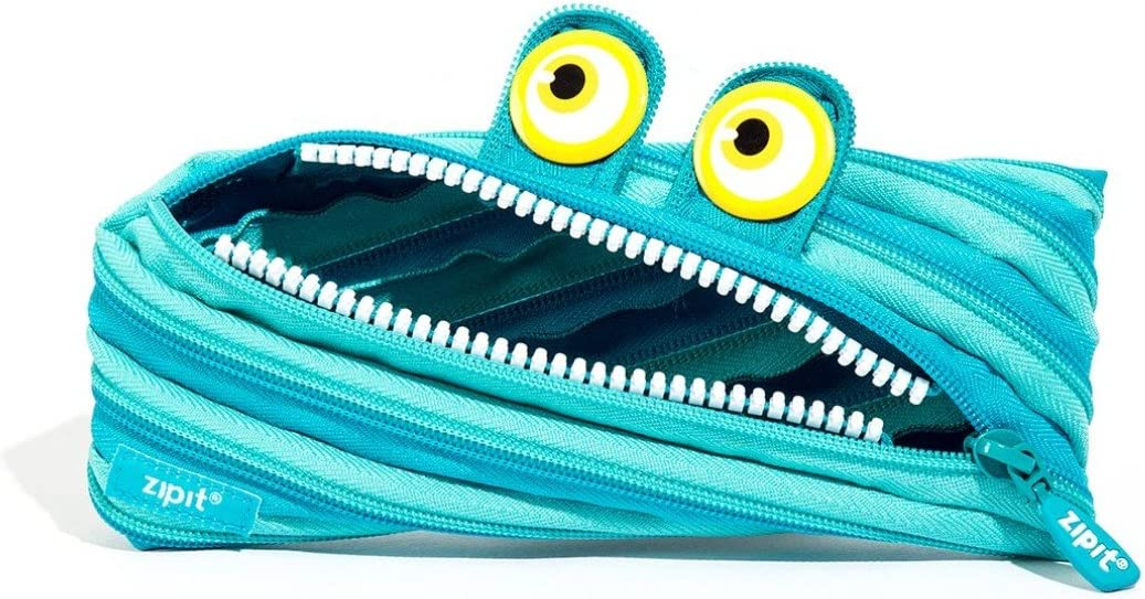 ZIPIT Wildlings Pencil Case online shop for Kids Machi cheap Up Holds Pens 30 to