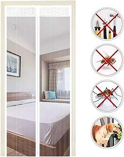 EXTSUD moskitiera drzwi, magnetyczna moskitiera moskitiera drzwi moskitiera, ekran magnetyczny drzwi chronią przed owadami...