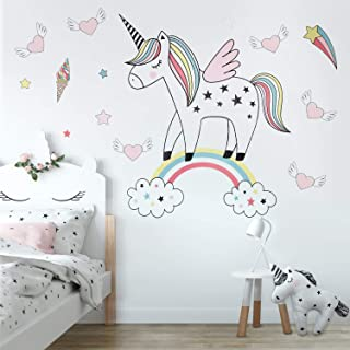 horse wall decals for kids