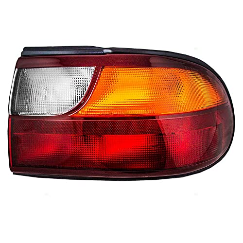 Passengers Taillight Tail Lamp with Circuit Board Replacement for Chevrolet 15894726