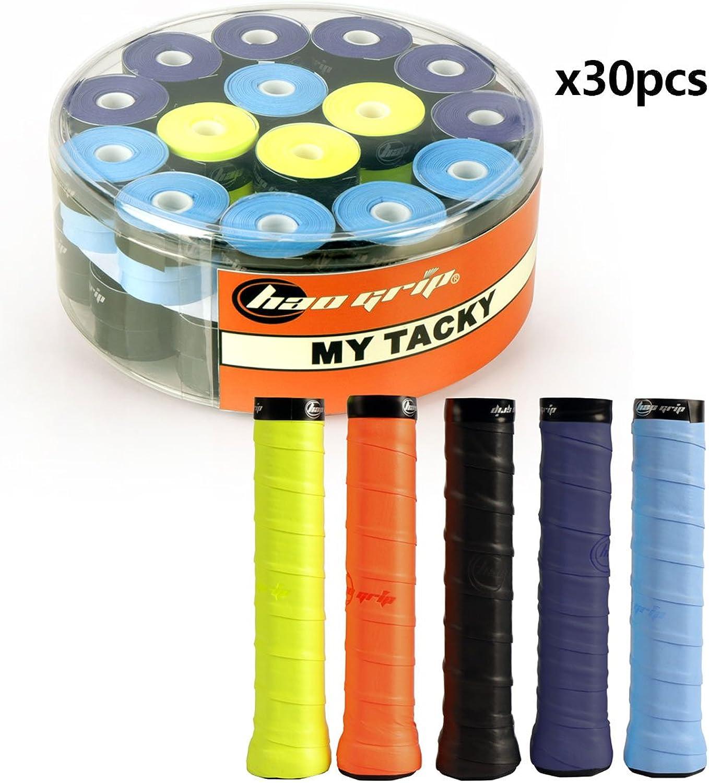 HLC Durable Tennis badminton Racket Over Grips 5 colors