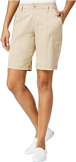 LEE Platinum Delaney Cargo Bermuda Shorts
