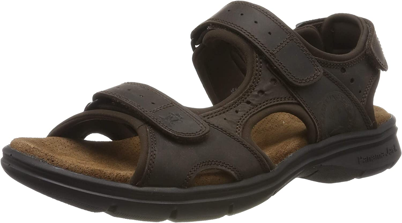 Panamajack herrar Salton Basics Open Toe Toe Toe Sandals  otroliga rabatter