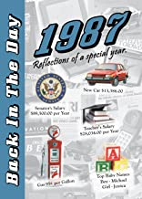 1987 Back In The Day - 24-page Greeting Card / Booklet with Envelope