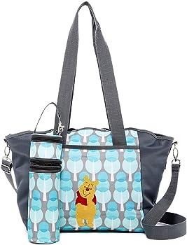 Disney Baby 5-in-1 Winnie the Pooh Diaper Bag