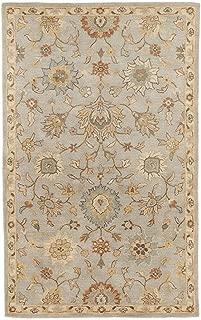 Ballard Designs 8'X10' Devline Persian Woolen Handmade Area Rug Carpet (Woolen, 5'x8') (8x10)