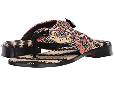 Etro Flat Sandal (Multi) Women
