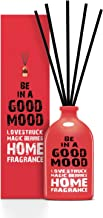 Be in a Good Mood Reed Diffuser - Aromatic Home Fragrance Set, Bamboo Reed Diffuser Sticks 100 ml - 3.4 oz, Natural Scented Long Lasting Fragrance - Bedroom Bathroom Decorations (Magic Berries)