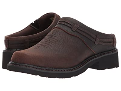 Roper Jane (Brown Tumbled Leather) Women