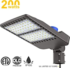 led parking lot light conversion