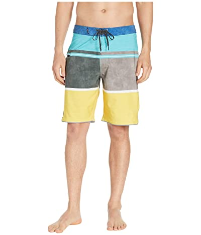 Rip Curl Mirage Shelter Boardshorts (Grey) Men