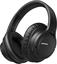 Mpow H12 IPO Active Noise Cancelling Headphones, Bluetooth 5.0 Headphones Over Ear with..