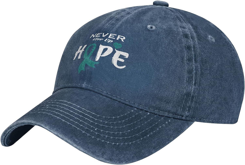 TYTland Lung Cancer Awareness Youth Max 63% OFF Tru Adjustable Hats Phoenix Mall Baseball
