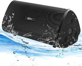 Altavoz 30W Portátil Bluetooth 4.2 AY, Impermeable IPX7,