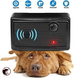 Mini Bark Control Device Outdoor, Anti Barking Deterrent Ultrasonic Dog Bark Control, Sonic Bark Deterrents Silencer Stop Barking Bark Stop Repeller