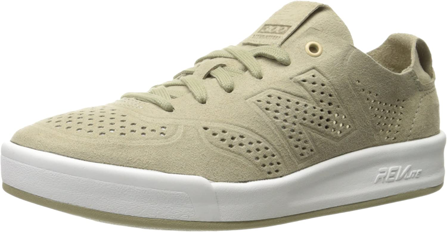 New Balance Women's 300 Lifestyle Fashion Sneaker Beige White