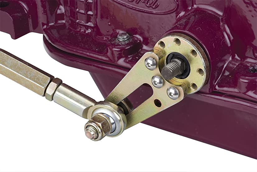 Lokar ACA-1807 Column Shift Linkage for Ford AOD