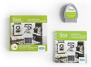 Provo Craft Cricut Cartridge-All Occasions Box Cards