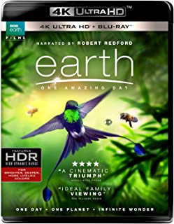 Earth: One Amazing Day UHD