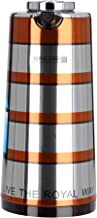 Royalford Golden Figured Vacuum Flask, 1 Litre, RF9587