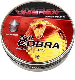 comprar comparacion Umarex Cobra Diabolos–Cabeza de Punta–Calibre. 4,5mm–250Unidades/500Unidades