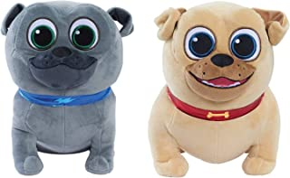 Disney Puppy Dog Pals Plush Gift Set - Bingo and Rolly (Styles May Vary)