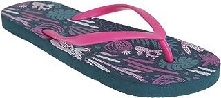 Sand Rocks Womens/Ladies Cacti Flip Flops