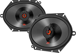 $74 » Sponsored Ad - JBL 6x8 Coaxial Car Speaker 180 WTS Peak, 60 WTS RMS 2 Way (NO Grills) Pair