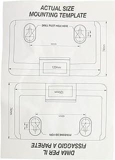 Samsung GA68-00175B Label(P)-MOUNTING Template